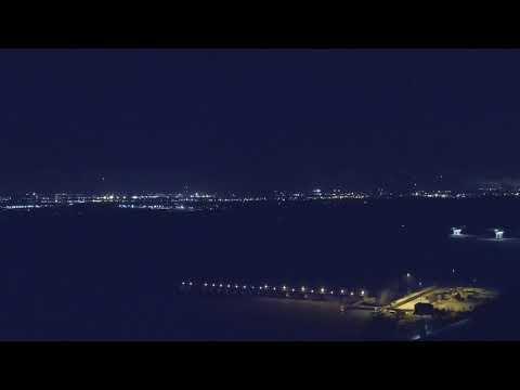 Great Spirit Bluff Falcons - Cliff View Cam 01-17-2018 02:50:22 - 03:50:23