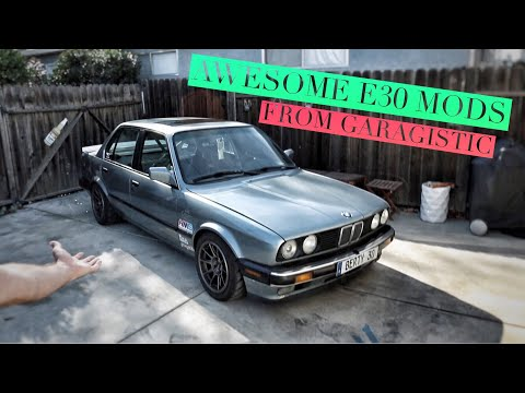 BEST BMW E30 MODS