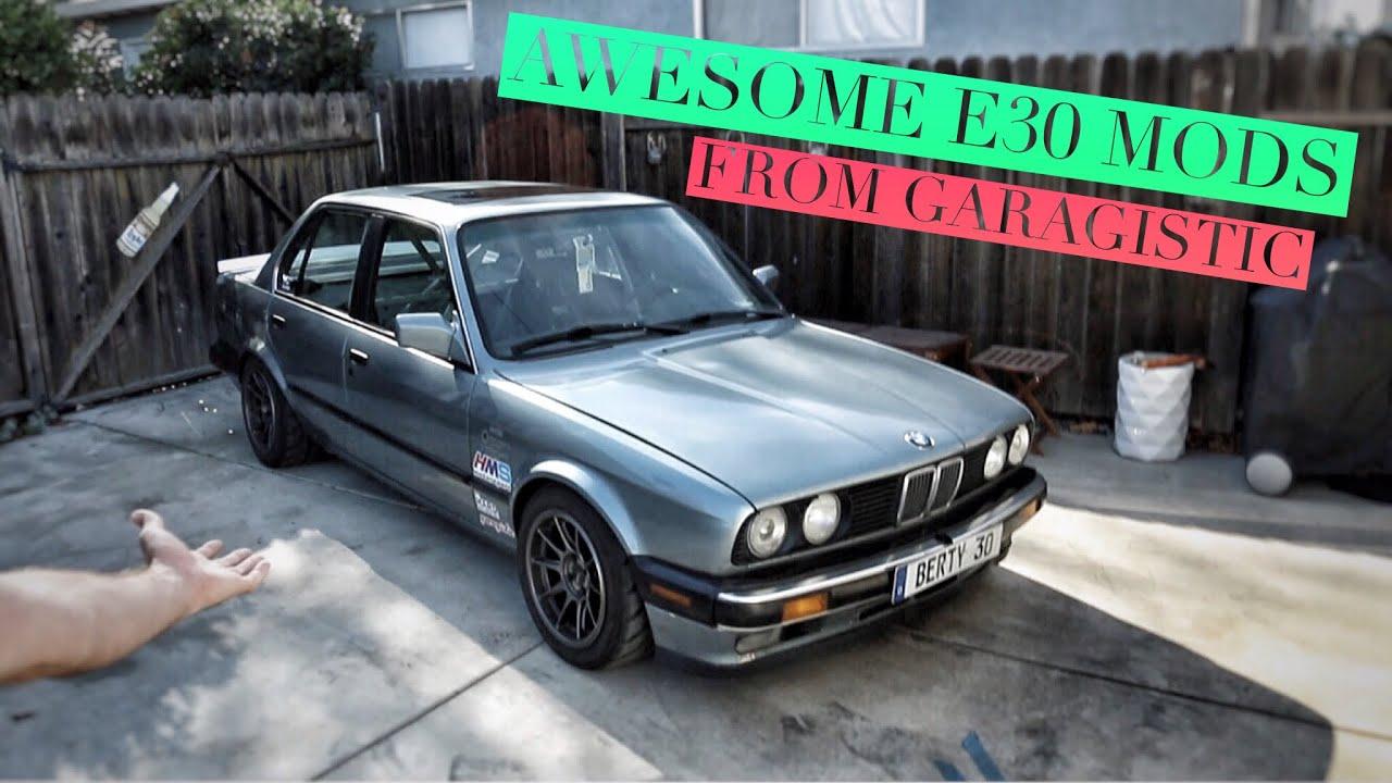Čo spraví s výkonom 30-ročného BMW nájazd 448-tisíc km?