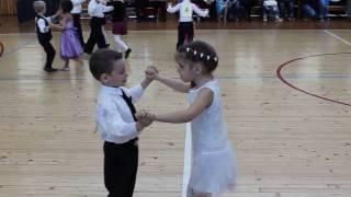 Спортивные бальные танцы Начинающих дети Вальс Ча ча ча Конкурс цветы весны