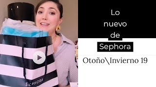 Sephora Hot Now (Movil version)