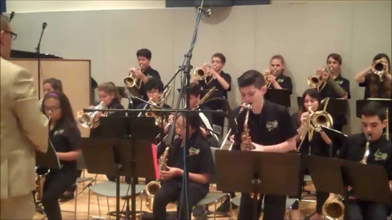 Glades Jazz Band Studio Recording for Midwest 2015 - Pure ...