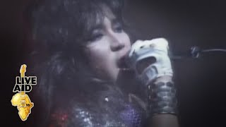 Loudness - Gotta Fight (Live Aid 1985)