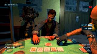 Far Cry 3 Poker Night (Knife Fight)