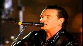 10 U2 Angel of Harlem  (ZOO TV Sydney 1993)