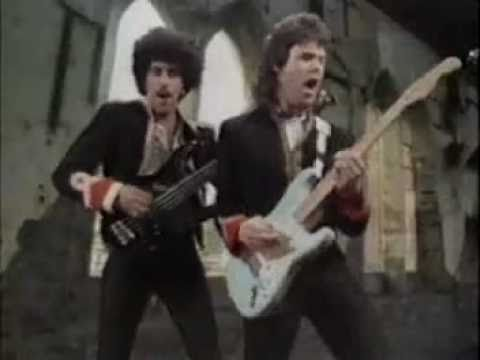 Together At Last..Gary Moore And Phil Lynott...Over The Hills And Far Away.