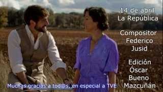 14 de abril - La República Serie TVE BSO OBM