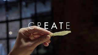 crEATe - The next step for chefs