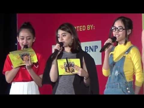 JKT48   I Dare You Games   Natalia Jeje...