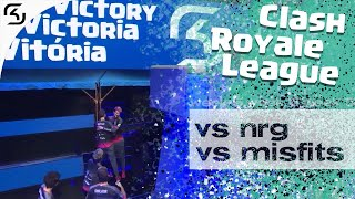 SK VS NRG & MSF | CRL WEST FALL 19 W5 | HIGHLIGHTS
