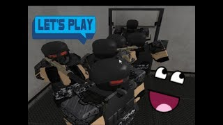 The SCP facility in ROBLOX... IS FUN