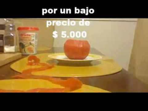 TOMATE AUTOMATICO Travel Video