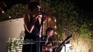 Maryenbad y Maestre. Chill-Jazz-Swing. Promo Eventos