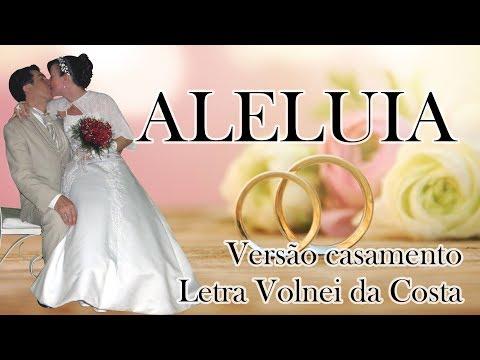 ⭐©-aleluia-(versão-gospel-casamento)---volnei-da-costa