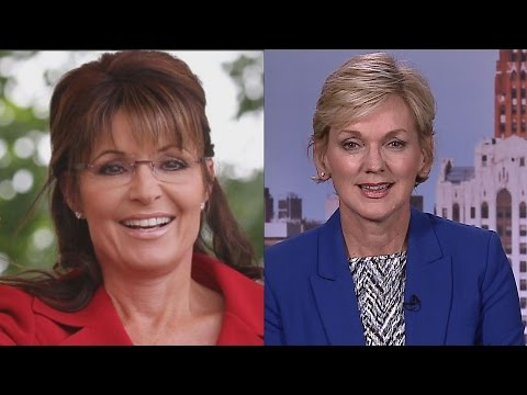 Jennifer Granholm on Playing Sarah Palin In Debate Prep