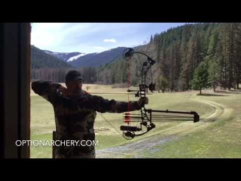 Quivalizer - Bow Stabilizer and Quiver - Option Archery