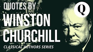 WINSTON CHURCHILL - Faṁous Quotes