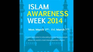 IAW 2014 - The Big Three - Judaism, Christianity, Islam - Mufti Wasim Khan