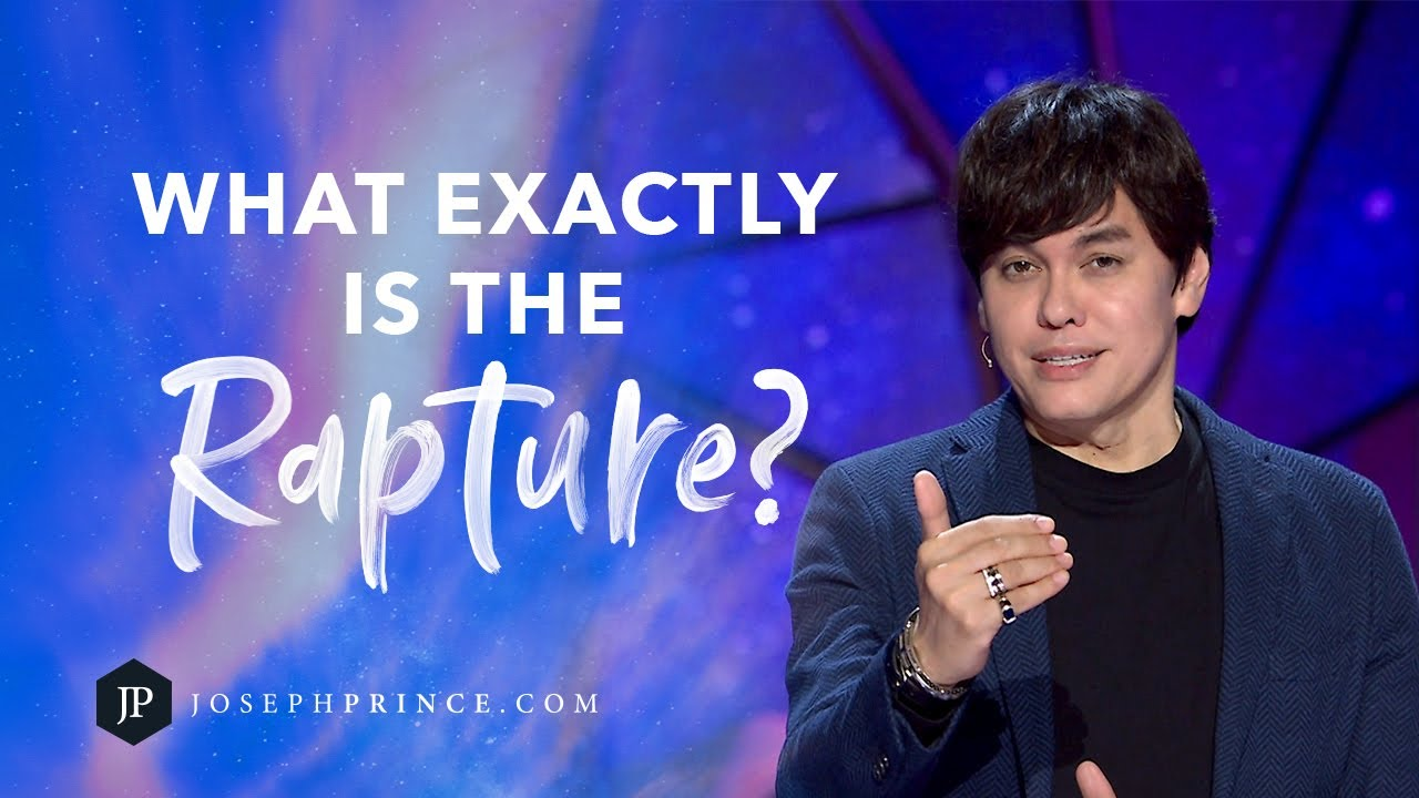 Download What Exactly Is The Rapture?   Joseph Prince