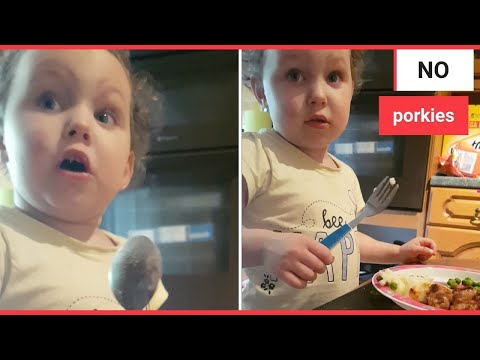 Tony Sandoval on The Breeze - 3 y/o gets told how Sausage is made while Eating Breakfast