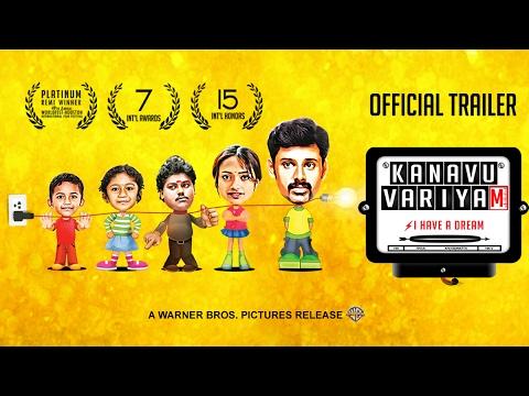 Kanavu Variyam Official Trailer   In Cinemas Feb 24   Arun Chidambaram   Warner Bros Release   Mp3