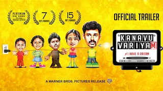 Kanavu Variyam Official Trailer | In Cinemas Feb 24 | Arun Chidambaram | Warner Bros Release |