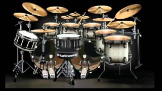 Estranged - Guns N' Roses (Virtual Drums) Cover