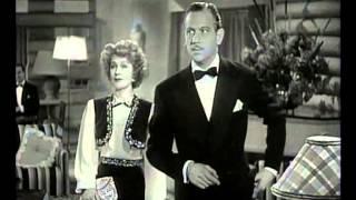 """Norma Shearer, Melvyn Douglas,1942, Carlos Galhardo,""""Junto de ti estou no céu"""",1938"""