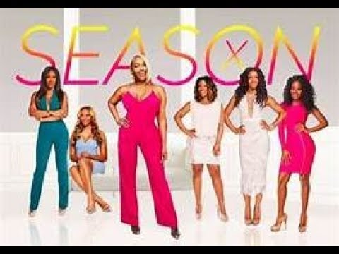 #RHOA  'Review'  THE REAL HOUSEWIVES OF ATLANTA - S10 REUNION PART THREE