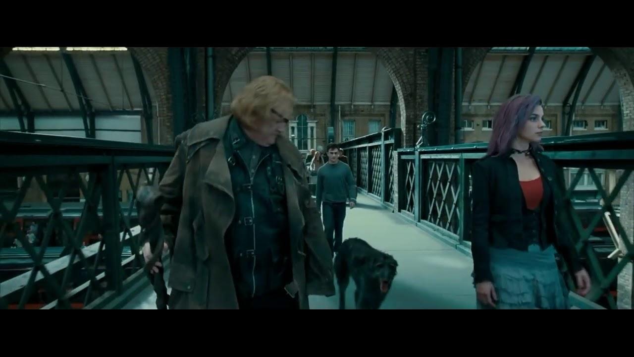 Сириус отдает фотографию членов ордена. Гарри Поттер и ...