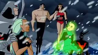 Video Batman Beyond and Superman save The Justice League Unlimited download MP3, 3GP, MP4, WEBM, AVI, FLV Agustus 2017
