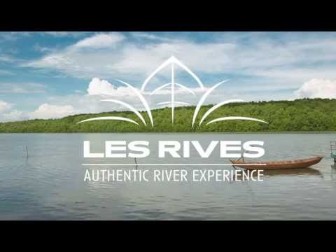 LES RIVES - Operated by Saigon River Express, luxury speedboat service in Ho Chi Minh City, Vietnam