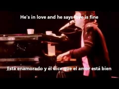 Paul McCartney And Wings - Listen To What The Man Said (Subtitulada Inglés/Español)
