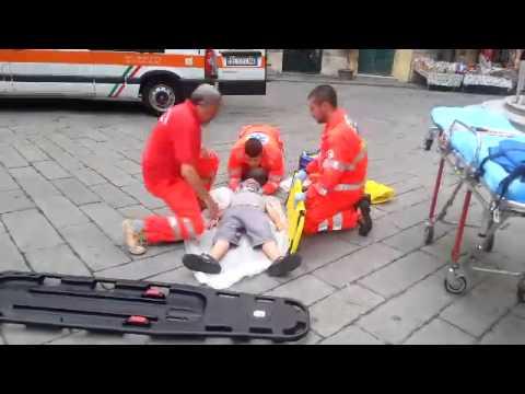 Simulazione Croce Bianca Finale Ligure Youtube