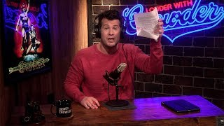 Crowder Takes 'White Privilege Test' Live on Air | Louder With Crowder