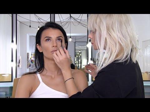 Machiajul Meu Zilnic Facut De Un Make Up Artist Youtube