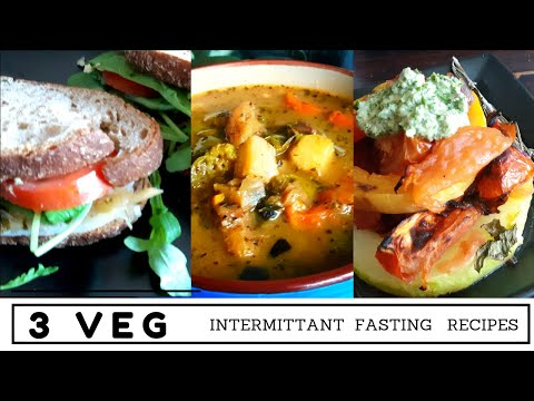 Sebi 3 Days - Three Healthy Vegetarian Meals For Fasting Appointed Times