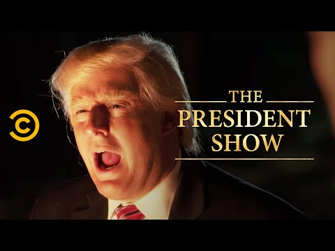 Thumbnail: The Muellerman - The President Show