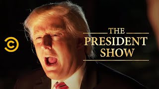 The Muellerman - The President Show