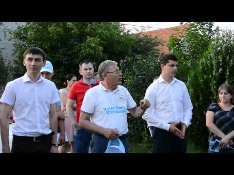 Mihai Ghimpu la Stăuceni