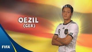 Mesut Oezil - 2010 FIFA World Cup