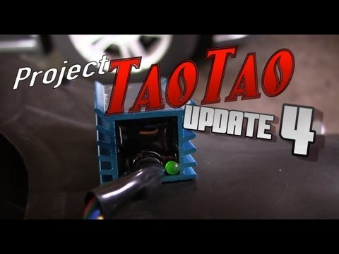 Project TaoTao : 50cc Scooter Ignition Mods : Racing CDIs, Red Hot Coil, & A Free Mod