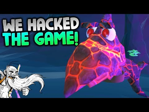 "Thumbnail: Crazy Fishing VR Gameplay - ""WE HACKED THE GAME!!!"" HTC Vive Virtual Reality Let's Play"
