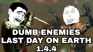 Last Day On Earth Survival Hack Cheats 1.4.6 Dumb Enemies