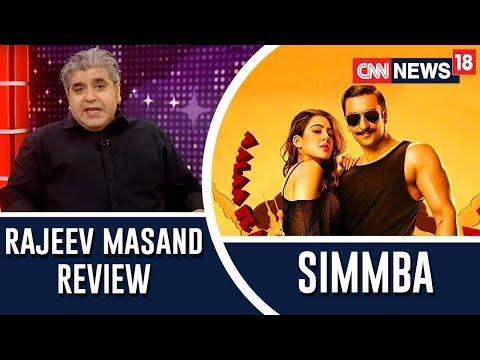 SIMMBA Movie Review By Rajeev Masand | Ranveer Singh, Sara Ali Khan Mp3
