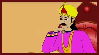 Thakurmar Jhuli | Swarna Mahal | Thakumar Jhuli Cartoon | Bengali Stories For Children | Part 2