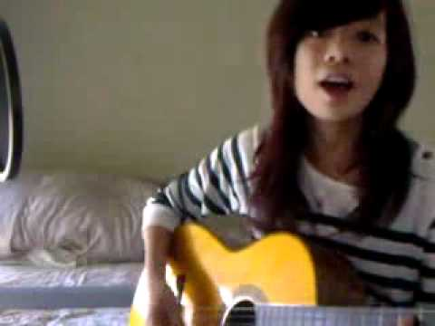[HD KARAOKE] Airplanes - B.o.B ft. Hayley Williams Acoustic (cover).flv