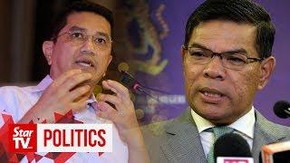 Saifuddin chides Azmin's Shared Prosperity Vision 2030 gathering