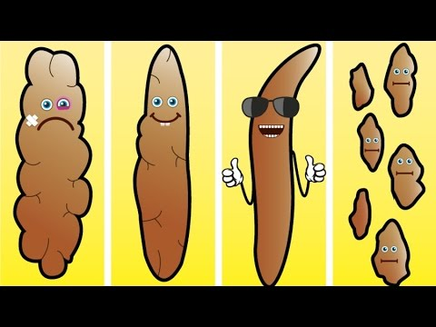 What Your Poop Says About You (For Serious)