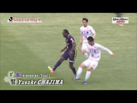 J.League Goal Highlight 15/5/2016